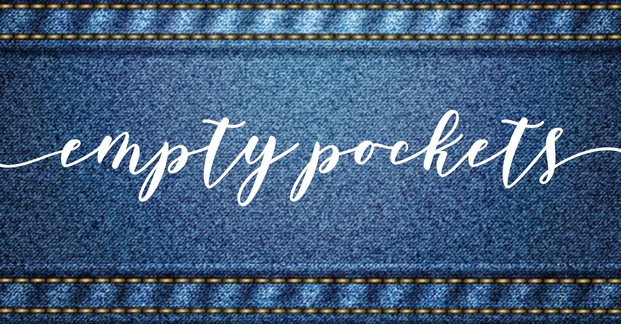 empty pockets logo