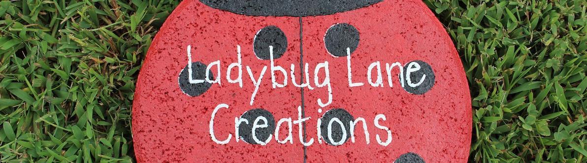 ladybug lane creations logo
